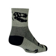 Sock Guy Jurassic Socks