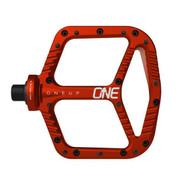 ONEUP Aluminum Platform Pedals Red