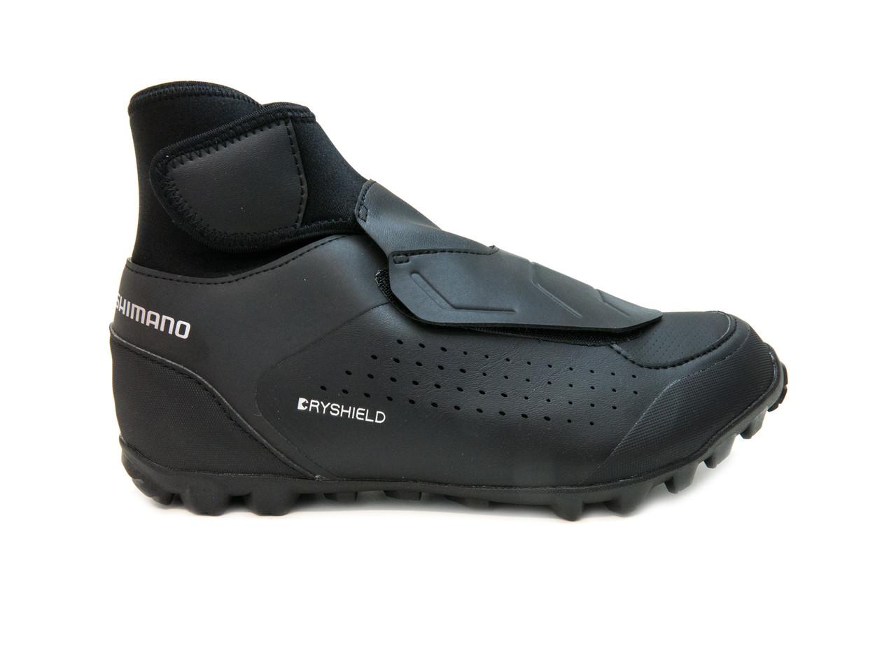 SH-MW501 Shimano MW5 Winter Mountain Bike MTB Cycling Shoes Black 48 US 12.3