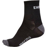 Endura BaaBaa Merino 2-Pack Socks