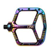 ONEUP Aluminum Platform Pedals Oil Slick
