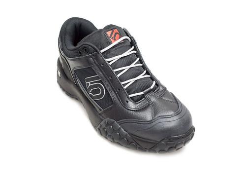 Five Ten Low Impact 2 Men's Mountain Shoe Black Front Right
