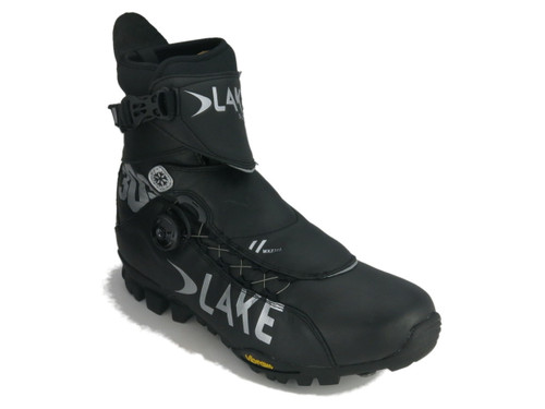 Lake MXZ303-X Wide Winter Mountain Shoe Front Right
