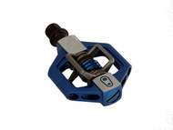 Crankbrothers Candy 3 Pedals Blue Front Right