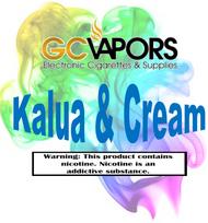 Kalua and Cream