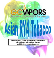 Asian RY4 Tobacco