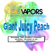 Giant Juicy Peach