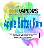 Apple Butter Rum
