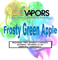 Frosty Green Apple