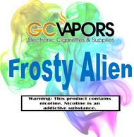 Frosty Alien