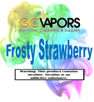 Frosty Strawberry