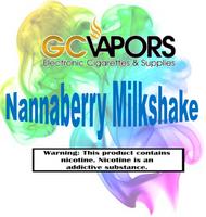 Nannaberry Milkshake