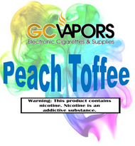 Peach Toffee