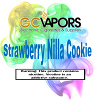 Strawberry Nilla Cookie