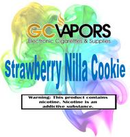 Strawberry Nilla Cookie