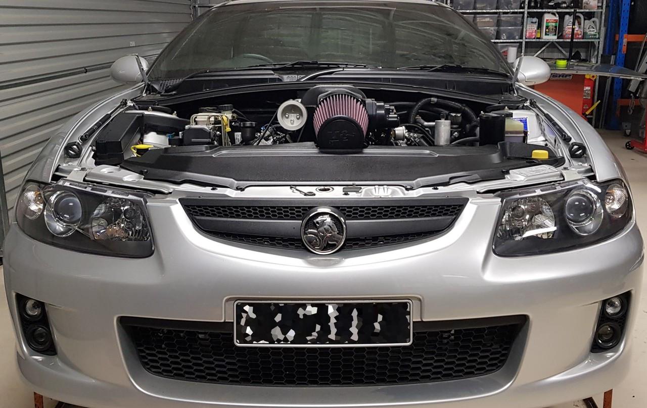 Holden LS1-LS2 5 7L-6 0L VT to VZ 'ENFORCER' KIT' - yellaterra