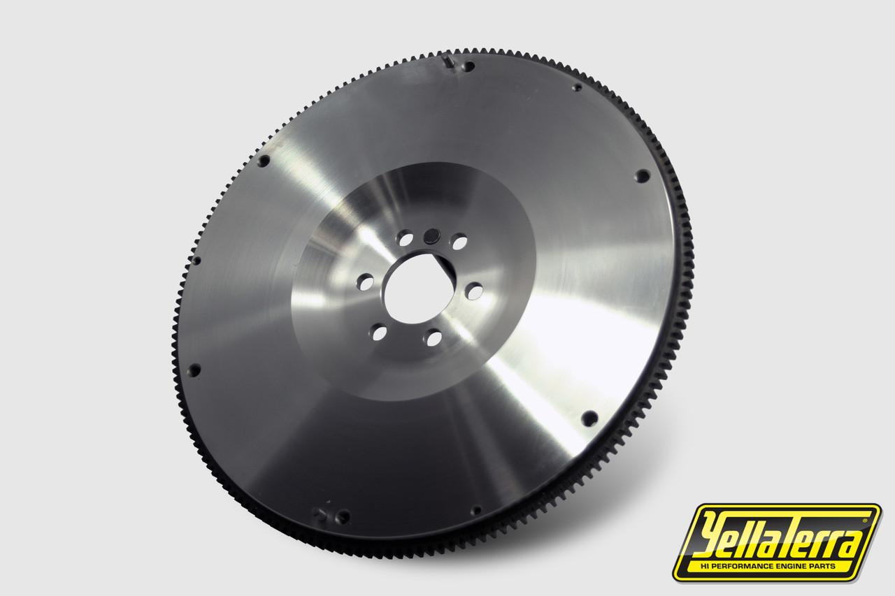 CHEVROLET V8 LS1/LS2/LS3 ULTRALIGHT WEIGHT RPM 168 TEETH STEEL FLYWHEEL  (YT9910RPM)