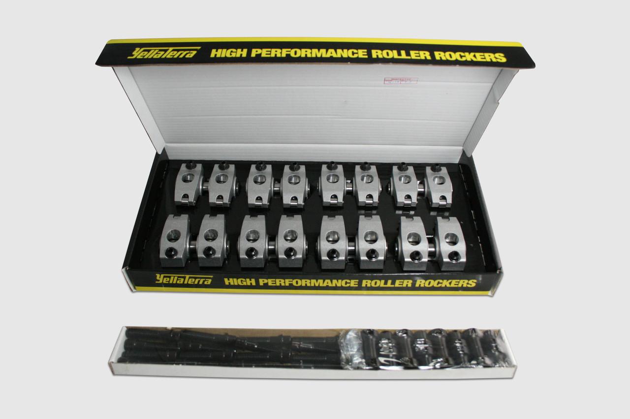 Pontiac V8 (6X / KRE D-Port) Platinum 7/16