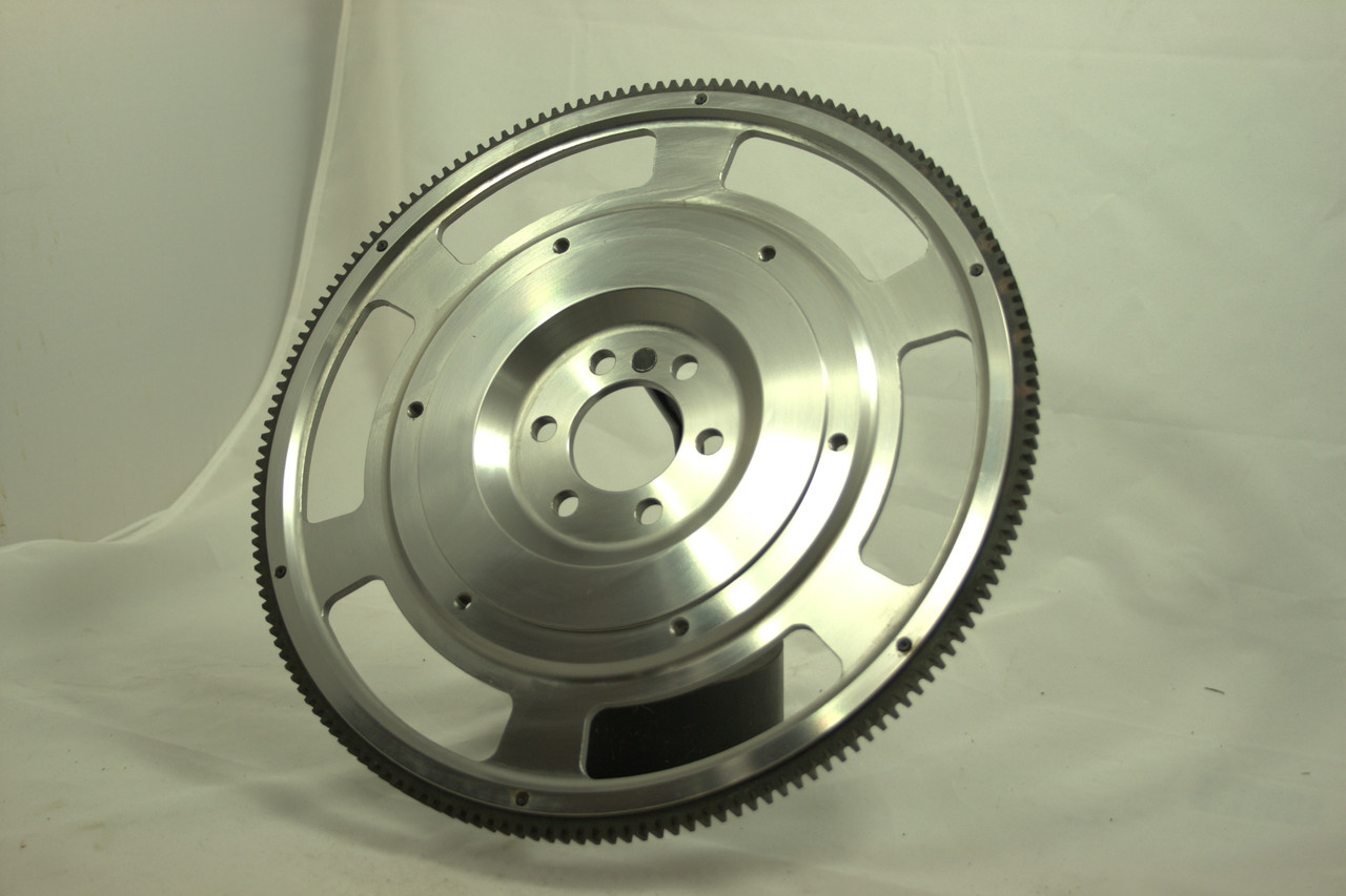 CHEVROLET V8 LS1/LS2/LS3 ULTRALIGHT WEIGHT 168 TEETH STEEL FLYWHEEL FOR  TILTON CLUTCH (YT9910T)