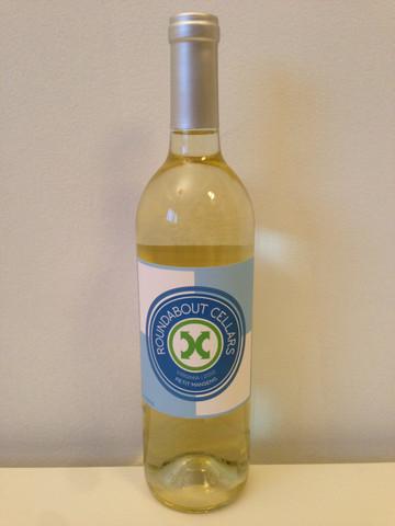Roundabout Cellars   Petit Manseng - White Wine