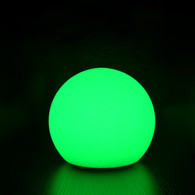 "12"" Color Changing LED Ball Waterproof Glow Indoor & Outdoor"
