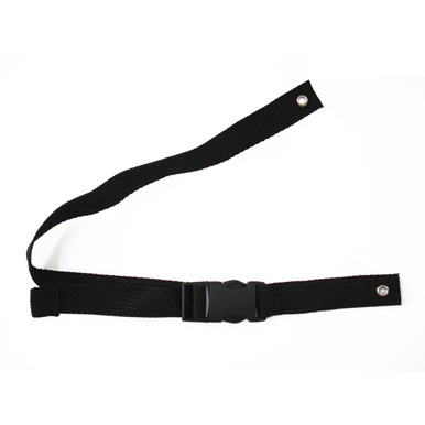 Black High Chair Seat Belt