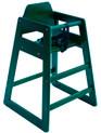 Eurobambino High Chair - Green