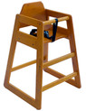 Eurobambino High Chair - Yellow