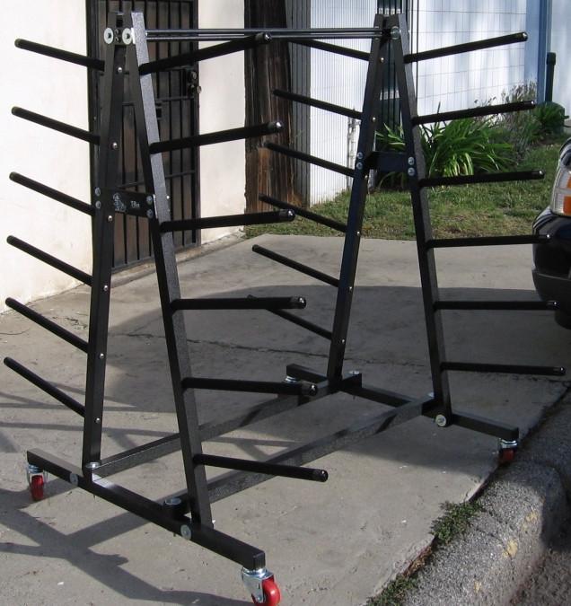 Sup Rack Freestanding Mobile Paddle Board Rack Sup