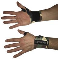 Camo LIFT2POOD Wrist Wraps
