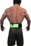 Hulk Straight Belt (w/ WODclamp®)