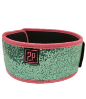 Sweet Tart Straight Belt (sparkle)