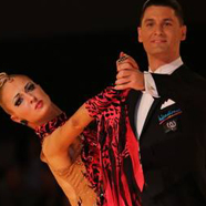 Anton Lebedev & Anna Borshch - International Dance Shoes