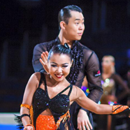 Cedric Chan & Jennifer Tin - International Dance Shoes