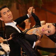 Mo Ran (Cook) & Zhou Jie (Maggie) - International Dance Shoes
