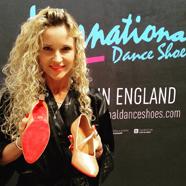 Edita Daniute - International Dance Shoes