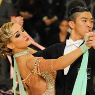 Justin Lin & Sasha Dubinsky - International Dance Shoes