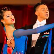 Kinsley Lin & Michelle Yiu - International Dance Shoes