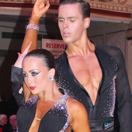Lloyd Perry & Rebecca Scott - International Dance Shoes