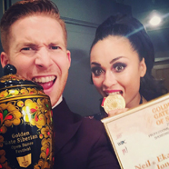 Neil Jones & Katya Jones - International Dance Shoes