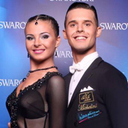 Oreste Alitto & Valeria Belozerova - International Dance Shoes
