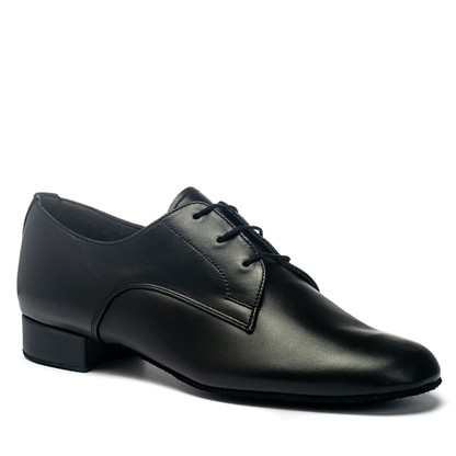 """Gibson - Black Calf - Pictured on the 1"""" heel."""