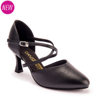 "S4018 - Black - Pictured on the 2.5"" IDS heel."
