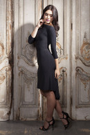 Brooklyn Latin Dress - Black