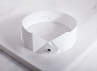 Collar 2.8 - White