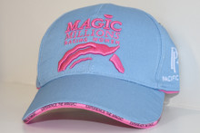2018 Racing Women Blue & Hot Pink Cap