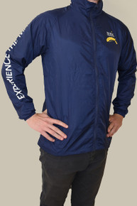 Navy Spray Jacket (mens)