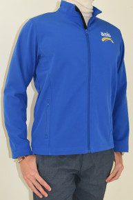 Soft Shell Jacket (Blue)