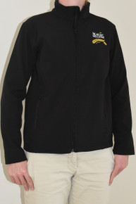 Soft Shell Jacket -Black