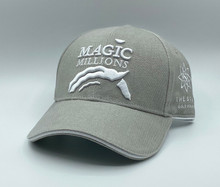 *2020 GREY AND WHITE CAP